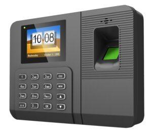 FINGEPRINT CLOCK IN USB MACHINE
