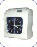 Accutime Time Recorder Manual