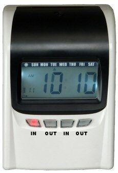 Clocking In Machine Kit
