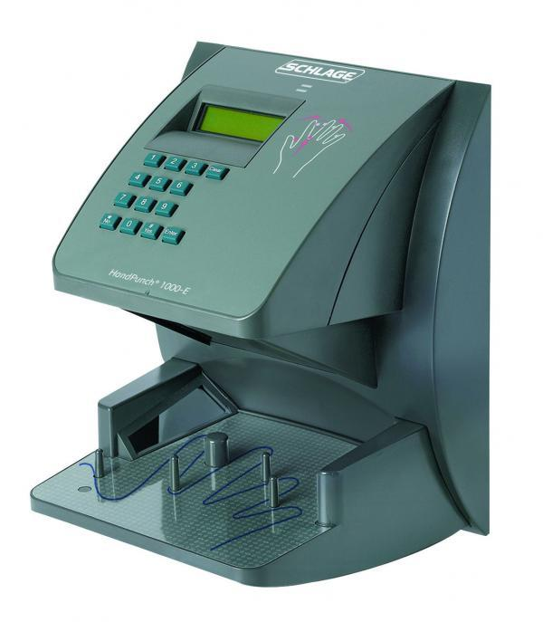 Biometric Clocking System
