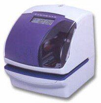 TP2000 Time and Date Stamp, Document Date Stamp, Warranty Date Stamp
