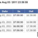 Department Hours