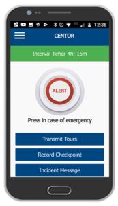Guard Tour System App