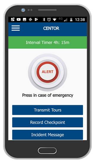 Guard Tour System QR Android