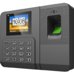 FINGEPRINT CLOCK IN MACHINE