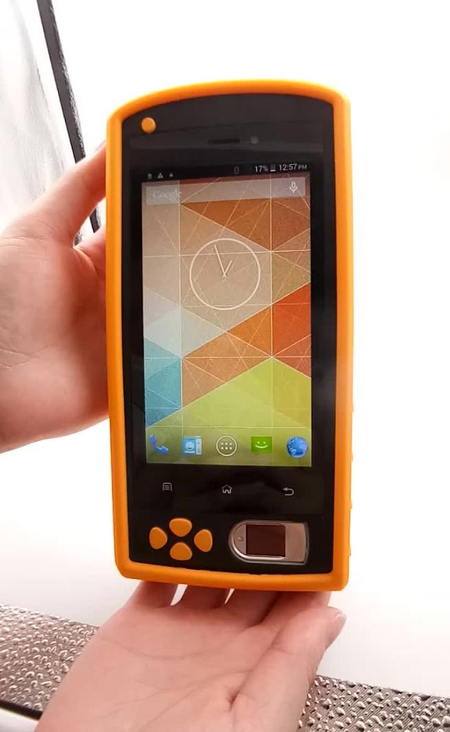 Handheld Fingerprint Scanner
